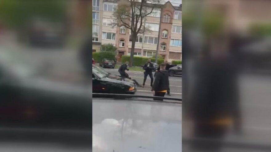 Engelli Türk'e sokakta polis işkencesi