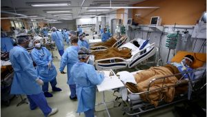 Dünya genelinde Kovid-19'dan ölenlerin sayısı 3,3 milyonu aştı