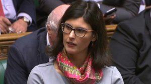 Filistin asıllı İngiliz vekil parlamentoda İsrail'in öldürdüğü çocukların isimlerini okudu