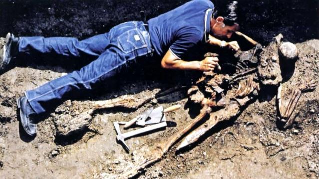 '26 numaralı iskeletin' gizemi çözülmüş olabilir