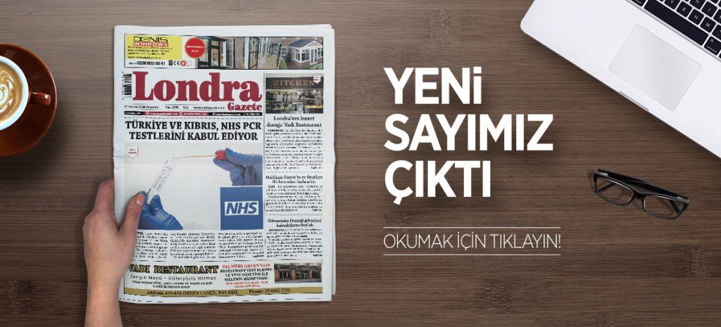 Londra Gazete Sayı 1058