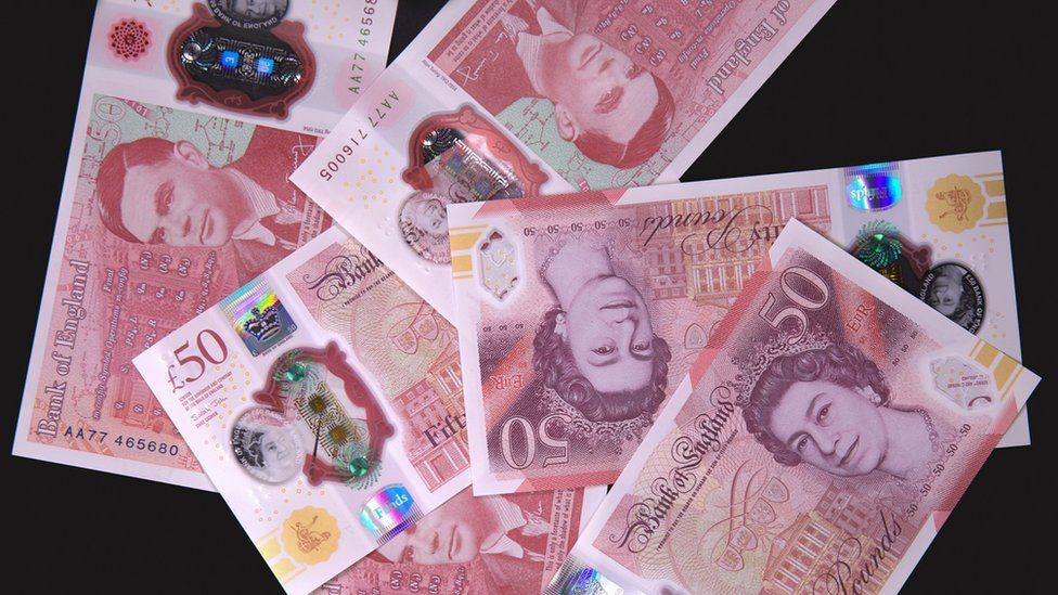 New £50 note enters circulation