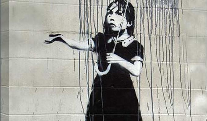 Banksy, iki eserinin daha telif hakkını kaybetti