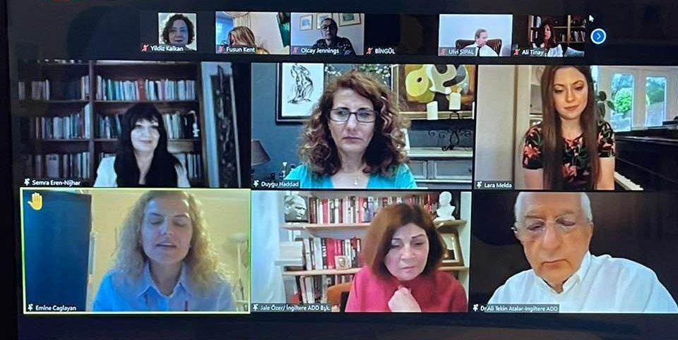 İADD 'Kadın ve Başarı' konulu panel gerçekleştirdi