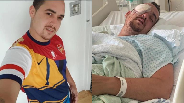 İki çocuk babası Tarkan Mustafa Stoke Newington'da saldırıya uğradı