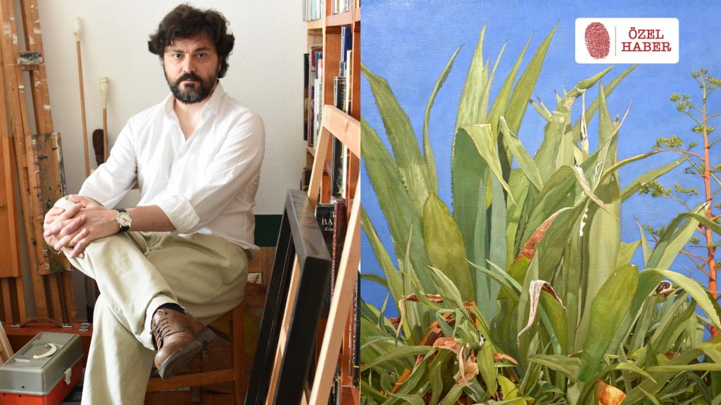 Adamoğlu'nun eserleri 'Aberdeen Artists Society'de