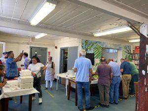 Göksunlular Association re-starting their Sunday breakfasts