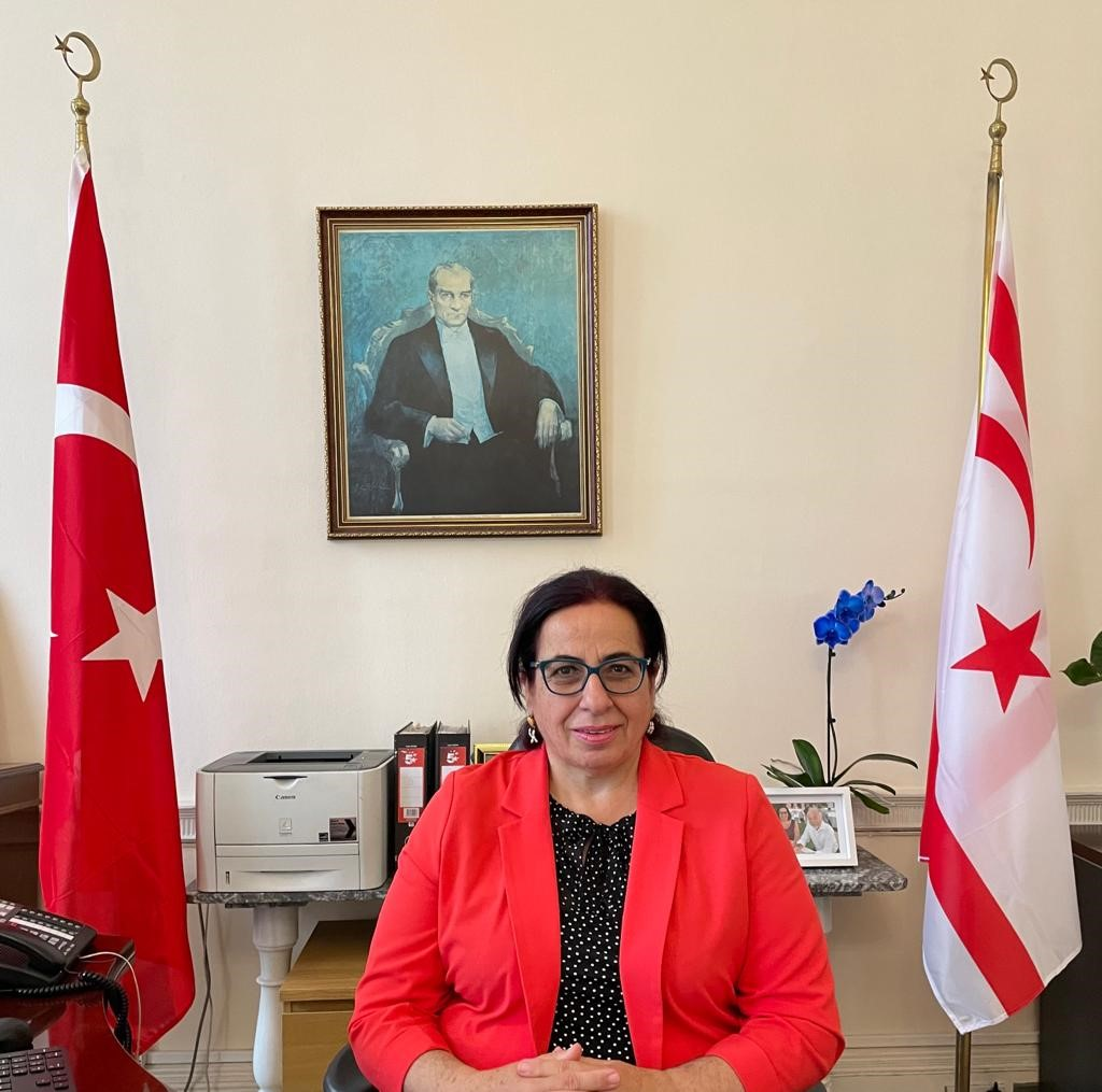 Oya Tuncalı shares her farewell message