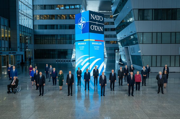 NATO Summit: China not enemy but poses security challenges