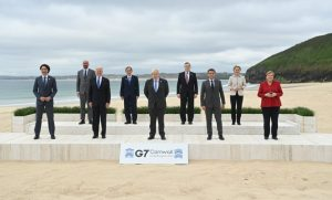 G7 summit gets underway