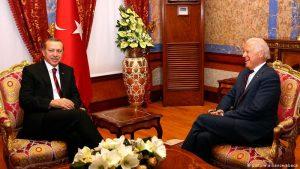Erdoğan ve Biden bugün ilk kez Brüksel'de bir araya geliyor