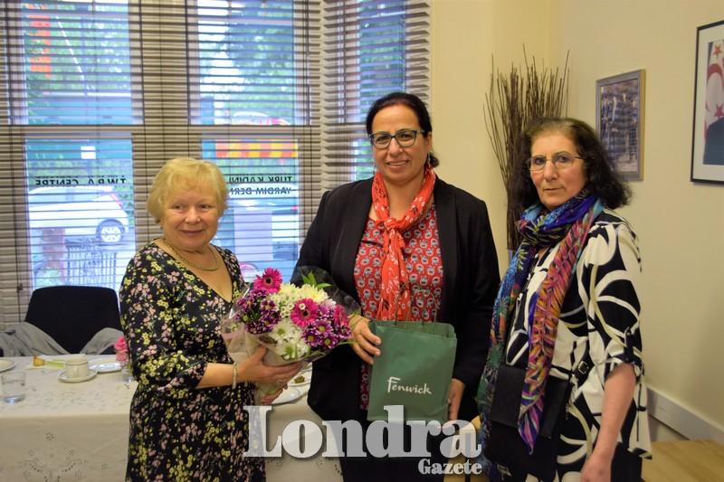 TWPA held a farewell lunch for Representative Tuncalı