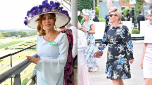 Turkish designers making a statement at Royal Ascot