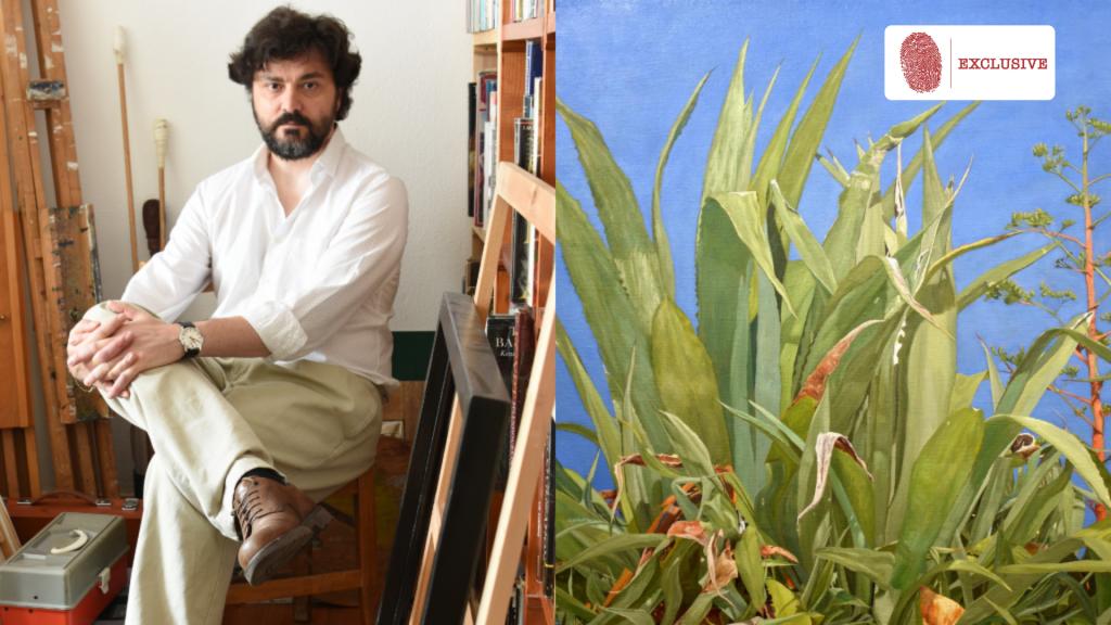 Adamoğlu presents artwork at 'Aberdeen Artists Society'