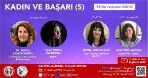 İADD'den 'Kadın ve Başarı' konulu panel
