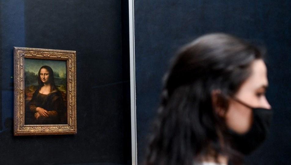 """Replika """"Mona Lisa"""" tablosu rekor fiyata alıcı buldu"""