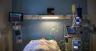 İngiltere'de solunum cihazına bağlı hasta sayısı yüzde 41 arttı