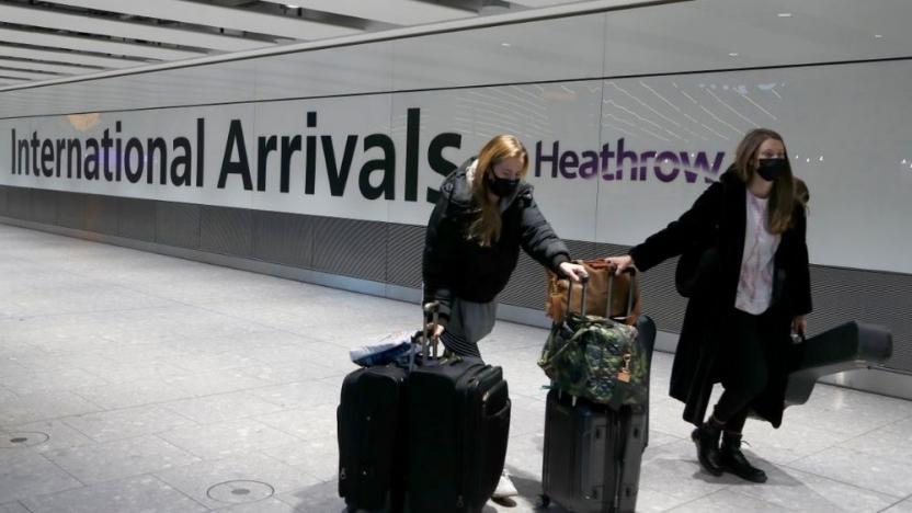 İngiltere'nin seyahat kısıtlamalarında Türkiye 'kırmızı listede' kaldı