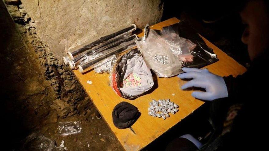 Uyuşturucu tacirleri, Avrupa'ya zehir enjekte ediyor