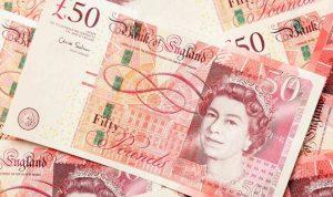 Ekim'den itibaren eski 50 pound notlar kabul edilmeyecek