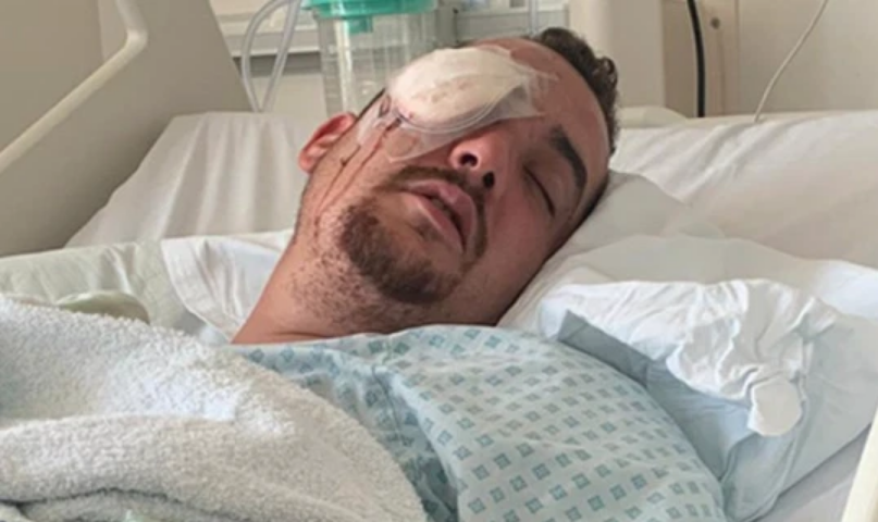 Father of two Tarkan Mustafa left blinded following attack in Stoke Newington