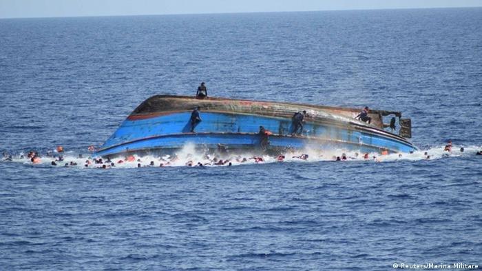 BM duyurdu: En az 300 göçmen öldü