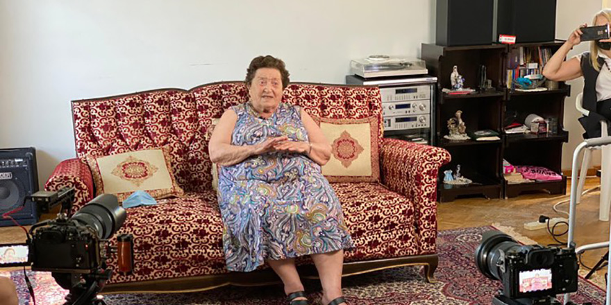 İlk Kıbrıslı Türk Kadın Milletvekili Ayla Halit Kazım'ın hayatı belgesel oluyor