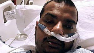Aşı karşıtı 34 yaşındaki adam koronavirüsten öldü