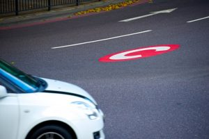 £15 congestion charge fee extended into 2022