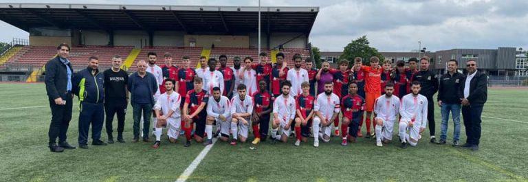 TTFF karması, ST Neots Town ile dostluk maçı gerçekleştirdi