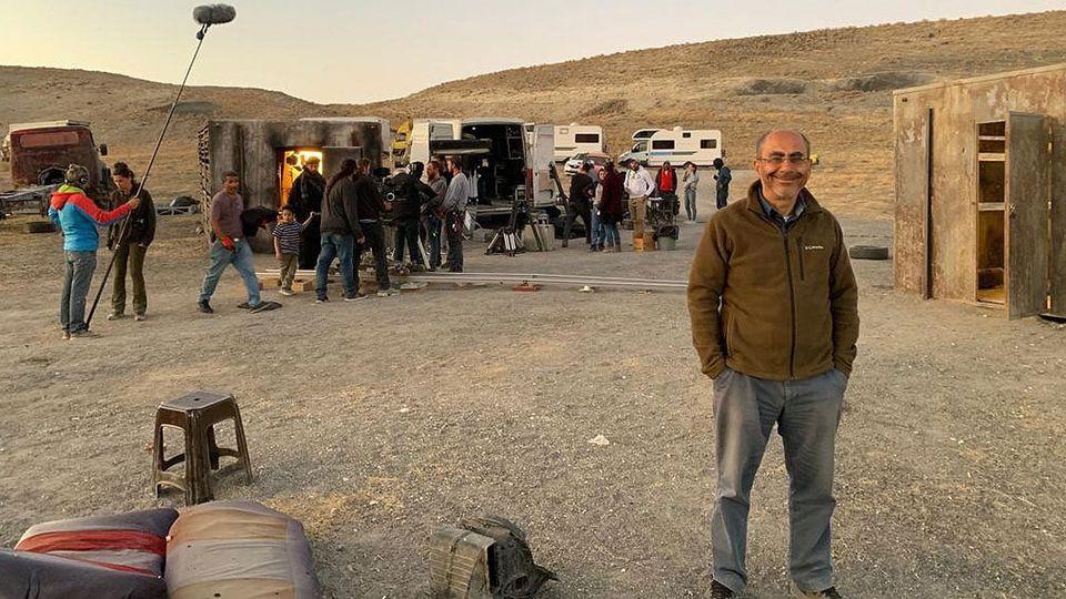 """Kıbrıslı Türk Yönetmen Zaim'in """"Flaşbellek"""" filmine ödül"""