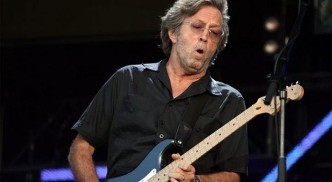 Eric Clapton'dan aşı tepkisi: O mekanlarda konser vermeyeceğim