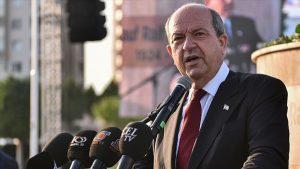 Cumhurbaşkanı Ersin Tatar'dan, kapalı Maraş açılımı
