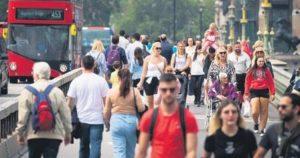 İngiltere'de toplumsal bağışıklık yüzde 87