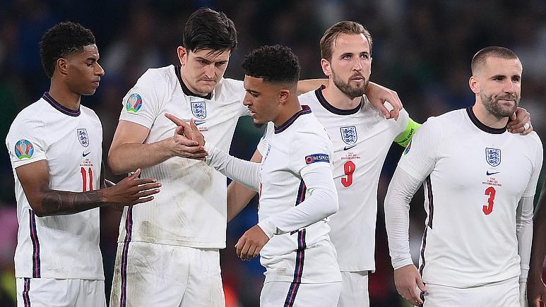 Euro 2020'nin finalinde penaltı kaçıran oyunculara yönelik ırkçı saldırılara kınama