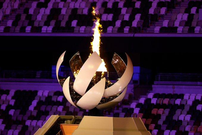 Opening ceremony kicks off at the Tokyo Olympics