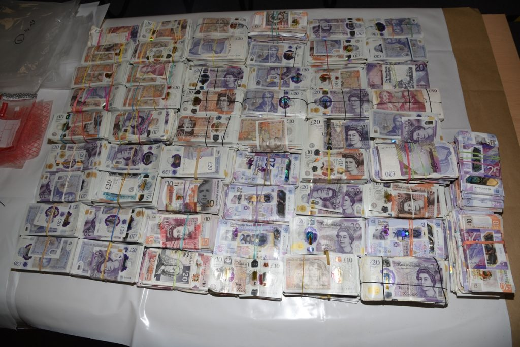 Woman jailed after trying to smuggle £5.5m from UK to Dubai