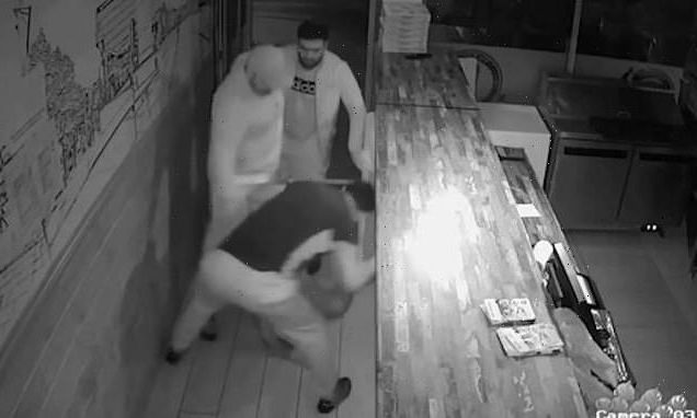 Kebab shop workers jailed for beating up man they thought was a burglar