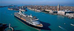 Cruise gemilerine Venedik yasağı