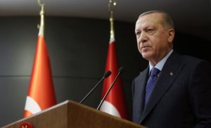 Tüm Dünya Erdoğan'ın KTTC ziyaretine kilitlendi