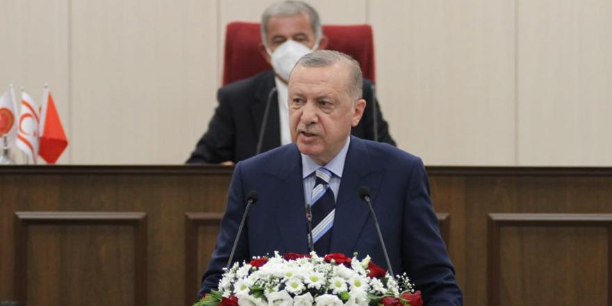 Erdoğan'ın müjdesi: Yeni parlamento binası ve Cumhurbaşkanlığı külliyesi
