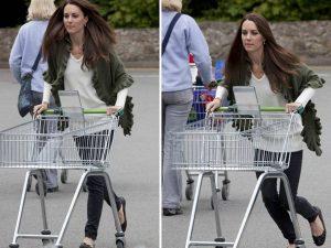 İngiliz kraliyet ailesinin gelini Kate Middleton, kameralar kapalıyken böyle yaşıyor