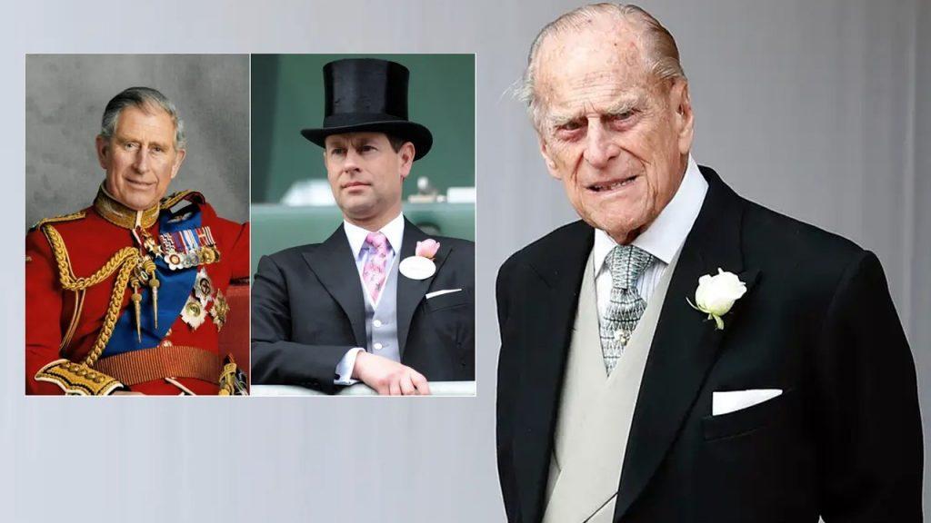 İngiliz prensler 'unvan' için savaşıyor
