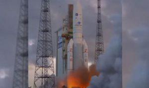 İngiltere, yeni nesil uyduyu uzaya fırlattı