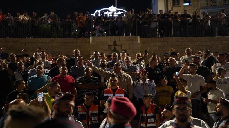 İsrail'den bayram zulmü: Çok sayıda Filistinli gözaltında