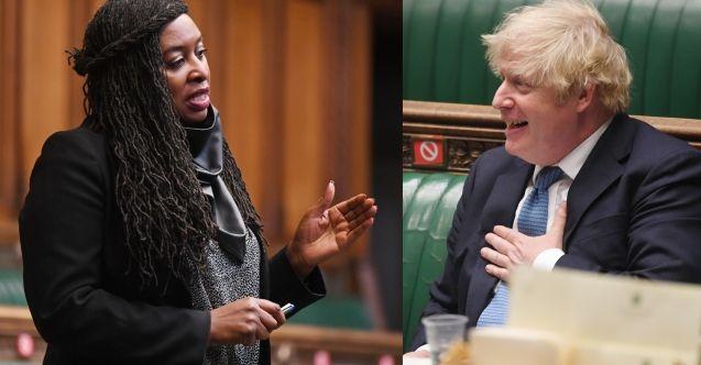 İngiltere Başbakanı Boris Johnson'a 'yalancı' diyen vekil oturumdan kovuldu