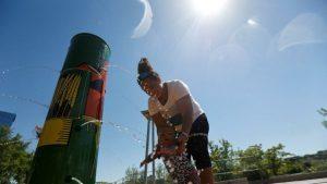 Kanada'da rekor sıcak hava dalgası