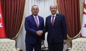 Bakan Çavuşoğlu: Türkiye Cumhuriyeti ve KKTC olarak bir bütünüz