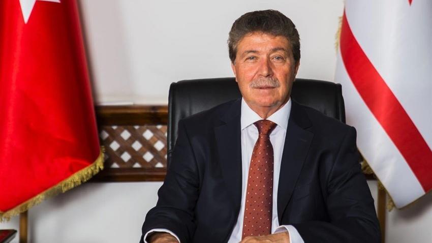 KKTC Sağlık Bakanı Üstel karantinaya alındı