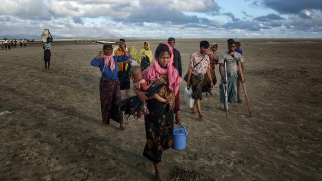 BM, Myanmar'da sivillere yardım ulaştıramıyor